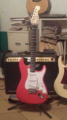 Fender Squire Bullet Strat