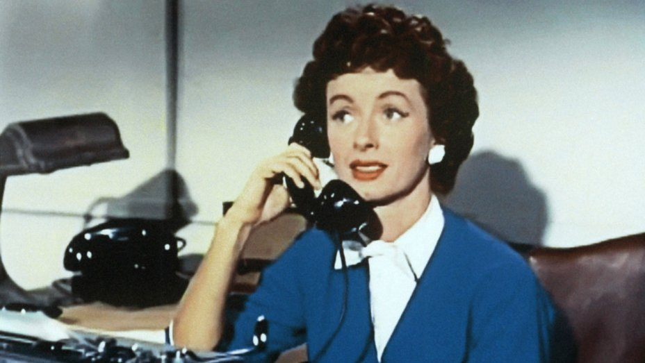 Picture of Noel Neill. Credit: Hollywood Reporter